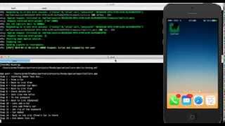 Appium Test Demo for IPhone Apps