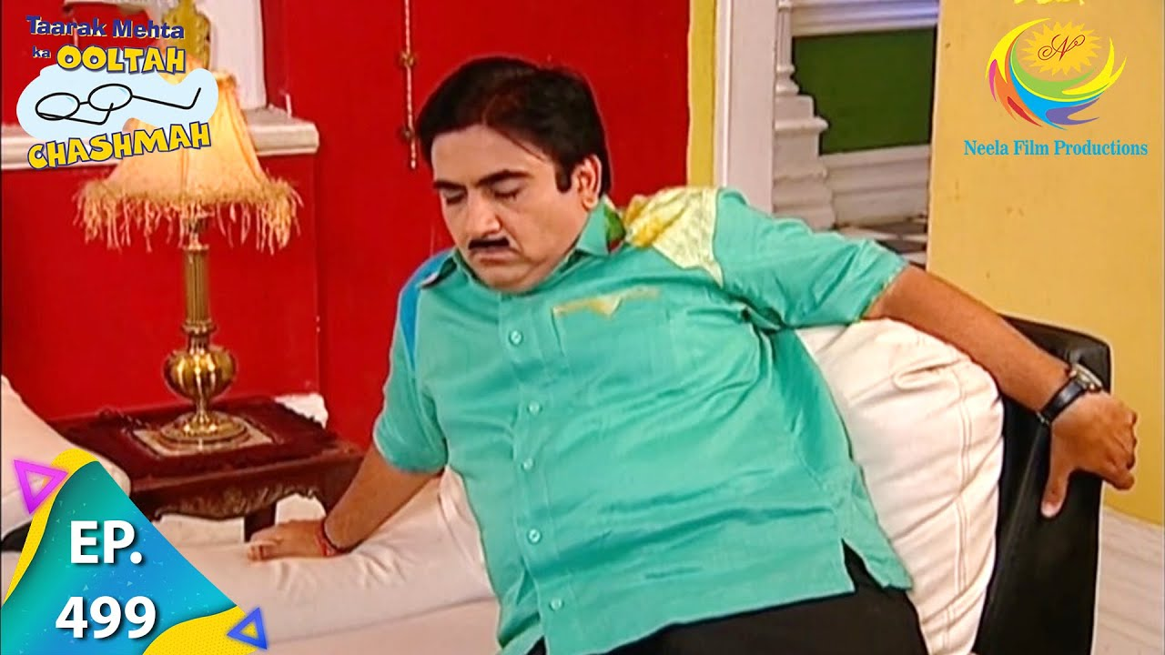 Download Taarak Mehta Ka Ooltah Chashmah - Episode 499 - Full Episode