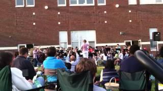 8th Grade Band TCMS - Final Concert