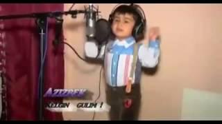 Узбекский клип : мальчик офигенно поет😘👍👍👍👍