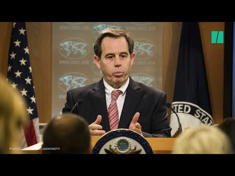 State Dept. Official Goes Silent When Reporter Points Out U.S. Hypocrisy On Middle East