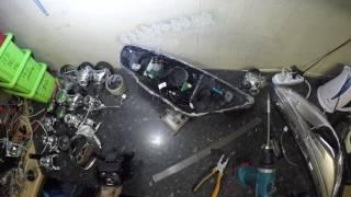 Фара форд фокус 3 рестайлинг