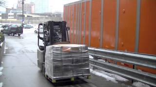 2015 Forklift Training