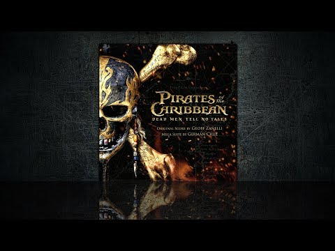 Pirates of the Caribbean Dead Men Tell No Tales | Geoff Zanelli | Mega Suite Orchestra Soundtrack
