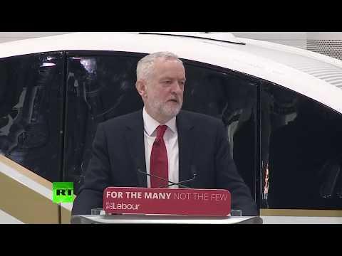 LIVE: Jeremy Corbyn gives Labour