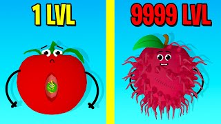 Fruit Clinic ALL LEVELS! NEW GAME Fruit Clinic WORLD RECORD!