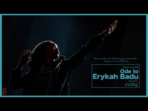 Erykah Badu Mix by JaBig. 4 Hour Neo Soul, Smooth Jazz, R&B Best Chillout Music Full Album Playlist