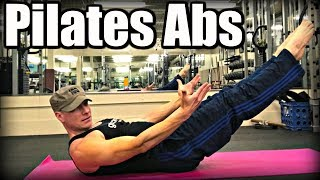 Pilates On The Go - Quick 5 Min Total Body Workout - Sean Vigue Fitness