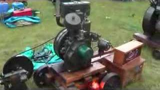 1000 Engine Rally Stationary Engine Forum Exhibits
