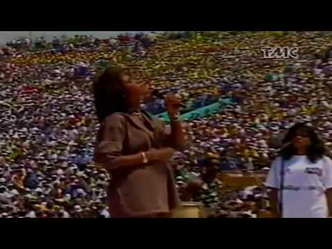 Whitney Houston - I Will Always Love You (Live From FIFA World Cup, 1994)