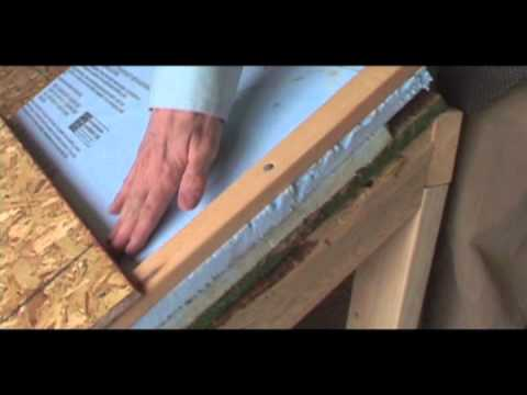 Hot Roof System for Passive House - Ann Arbor, MI