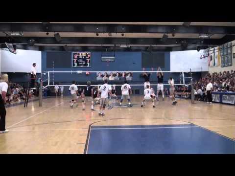 Newport Harbor HS vs Corona del Mar HS PART 1