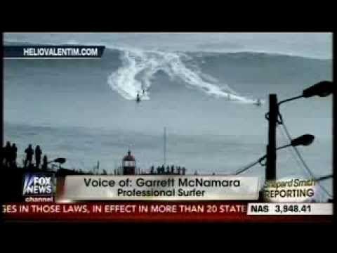 World S Biggest Wave Surfed Record Broken By Carlos Burle