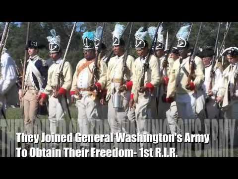 1st Rhode Island Regiment Reenactors