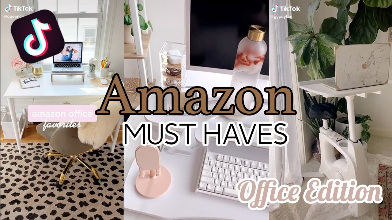 My Top 8 Must Haves For A Home Office The