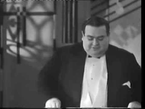 Teddy Brown, xylophone medley, 1931 footage.