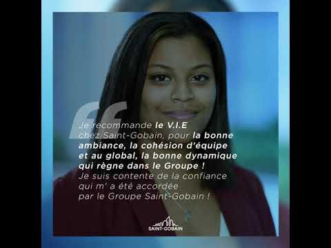 Faire son VIE chez Saint-Gobain : le témoignage vidéo de Maylis