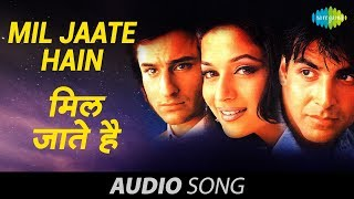 Download Mil Jaate Hain - Kumar Sanu - Alka Yagnik - Aarzoo [1999] MP3 song and Music Video