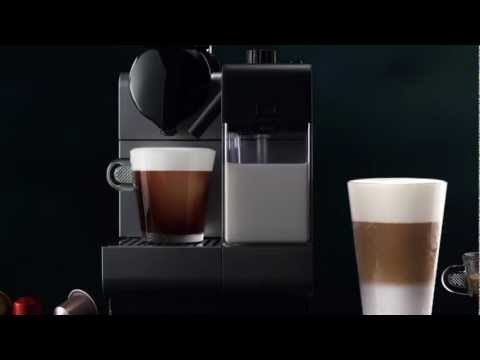 nespresso lattissima touch rapid cappuccino system doovi. Black Bedroom Furniture Sets. Home Design Ideas