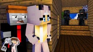 EINBRECHER IN UNSERER BASE! ✿ Minecraft Detektiv [Deutsch/HD]