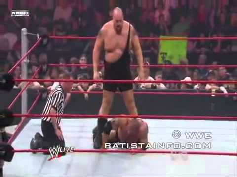 Batista vs big show 2013 HD.webm