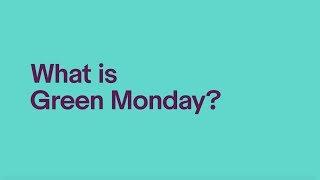 eBay   Green Monday 2017