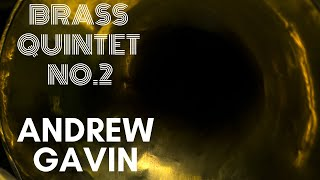 Brass Quintet No. 2 (WIth Score)