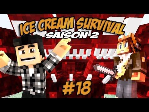 LE PIRE BOSS !! - Ice cream survival s2 #18