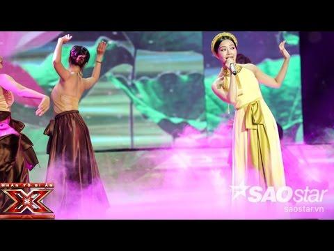 GIẤC MƠ TRƯA – HOÀNG THỊ THANH THẢO | LIVESHOW 5 THE X FACTOR - NHÂN TỐ BÍ ẨN 2016 (SS2)