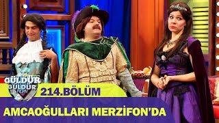 Güldür Güldür Show 214.Bölüm - Amcaoğulları Merzifon'da