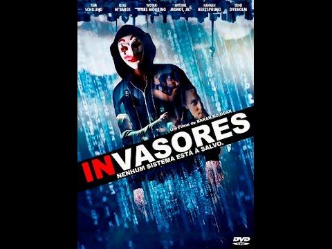 # 1 Filme Hacker Invasores - Nenhum Sistema Está à Salvo (2015) 720p Dublado