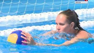 Сборная России по водному поло впервые готовится к Олимпиаде в Пензе