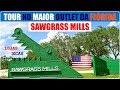 SAWGRASS MILLS Tour de COMPRAS com PREÇOS no maior OUTLET da FLORIDA nos ESTADOS UNIDOS