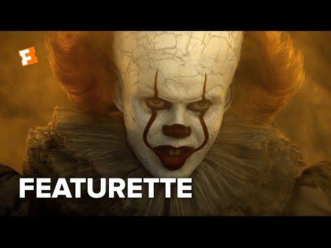 Стивен Кинг, Пеннивайз и каст второй части «Оно» в новом промо-ролике фильма