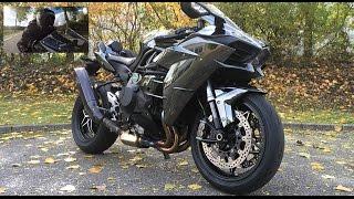 Kawasaki Ninja H2 : Dragon bien dressé