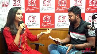 Samvritha Sunil | Red Carpet | RJ Mike | Red FM Malayalam