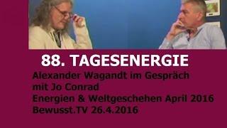 Spirituelles, Weltgeschehen 88.TAGESENERGIE | Bewusst.TV  26.4.2016