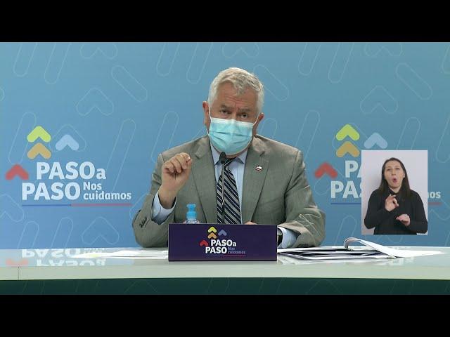 Coronavirus en Chile: Reporte Minsal 5 de julio