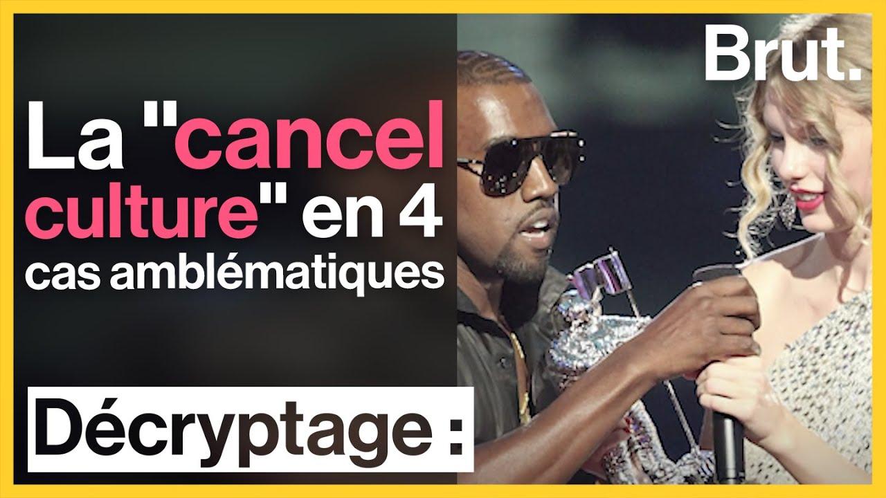"""Download 4 cas emblématiques de la """"cancel culture"""""""