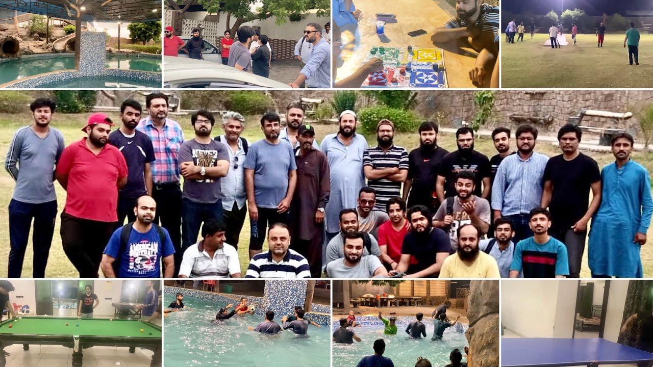 WizTech Picnic Unique Farmhouse Malir Karachi