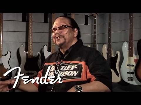 Fender Vision Exclusive   Billy Cox   Fender