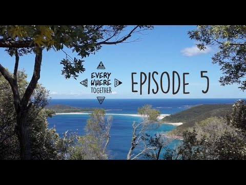Ep. 5 Exploring Jenolan Caves, Hunter Valley and Nelson Bay - Everywhere Together