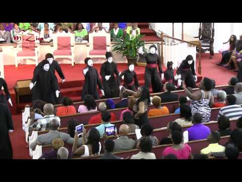 Mt Zion Mime Ministry - Powerful God