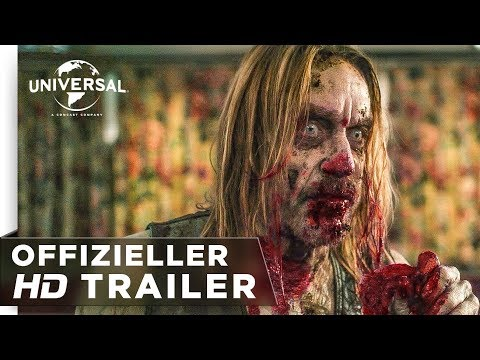 The Dead Don't Die - Trailer deutsch/german HD