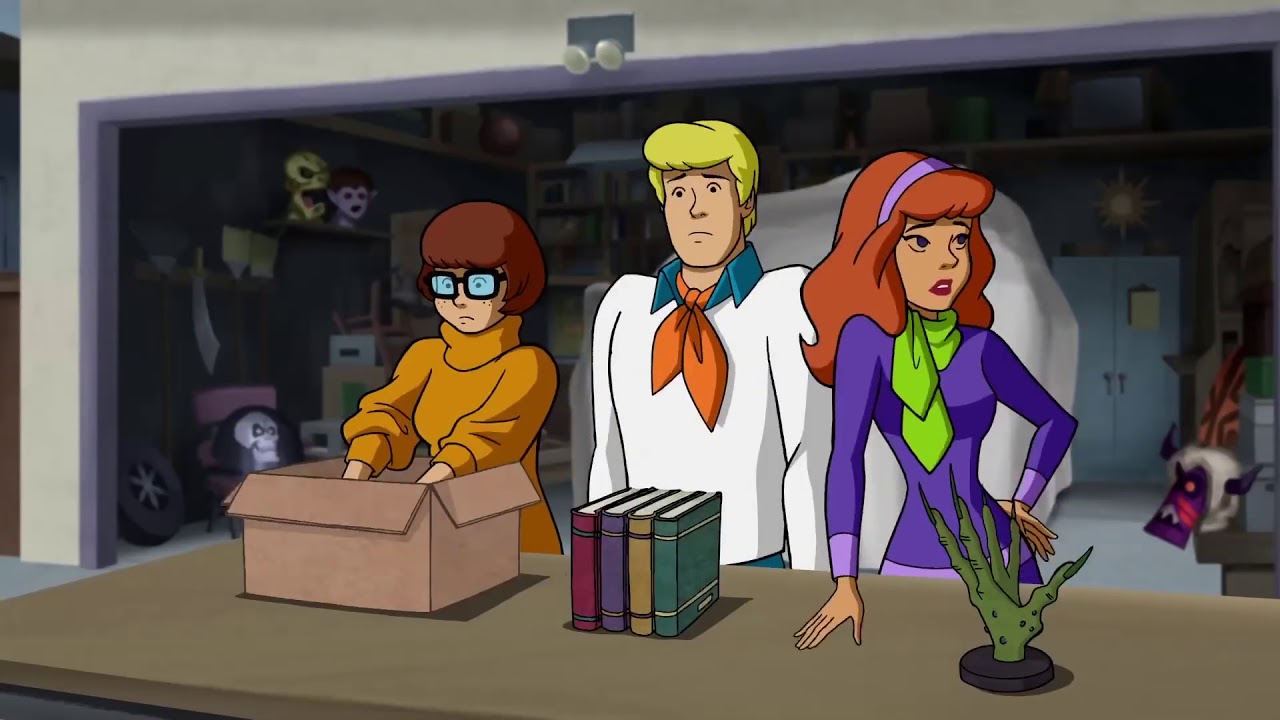 Scooby Doo and The Curse of The 13th Ghost Official Trailer (2019) Animation Movie Trailer