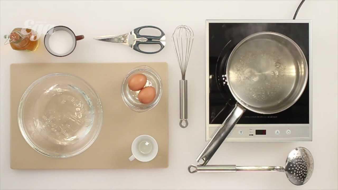 Яйцо пашот: как приготовить