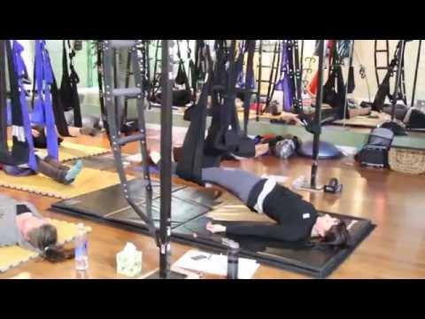 Omni Gym Yoga Swing Basic Training Northern California