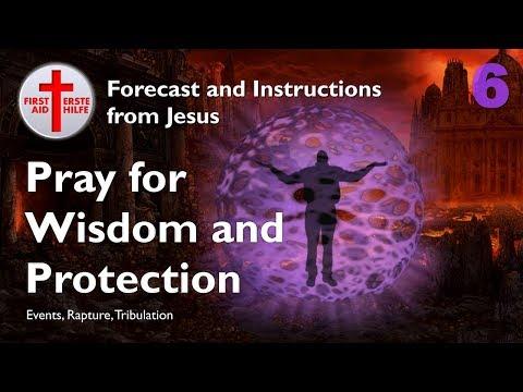 6/7 SURVIVING THE TRIBULATION... JESUS INSTRUCTS THE LEFT BEHIND ❤️ Forecast of Jesus