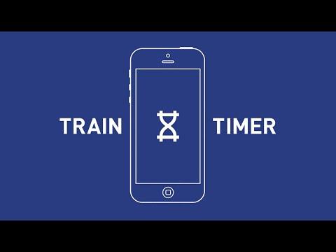 Train Timer App – Live UK Train Times & Platform Information