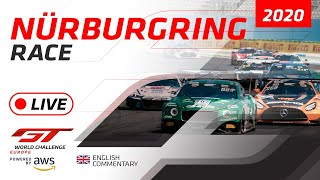 MAIN RACE - 6 HOURS - GTWC NURBURGRING 2020 - ENGLISH